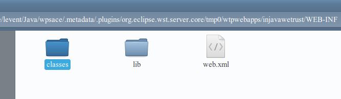 web-inf